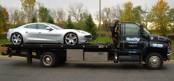 Specialty Automobile Transport